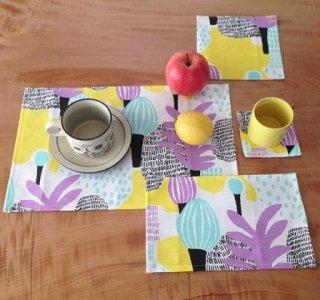 テーブルウェアの型紙【bon】ボン