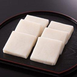 石谷もちやの白餅(6枚入)