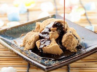 わらび餅セット(黒糖わらび餅・チョコわらび)(冷凍)