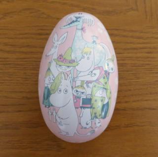 【30%OFF】ムーミン  Egg缶(B)