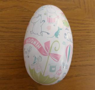 【30%OFF】ムーミン  Egg缶(C)