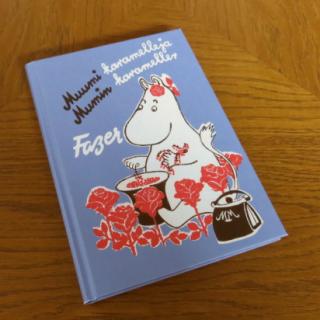 【20%OFF】Fazer ノートブック「ムーミンママ」
