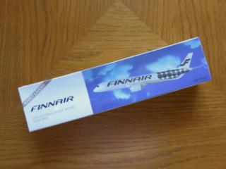 marimekko for FINNAIR フィンエアー飛行機プラモデル KIVETデザイン