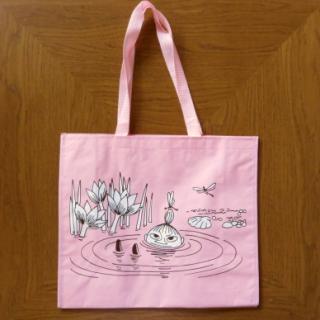 ムーミン PPバッグ「ミイ/ピンク」