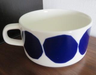 marimekko×finnair  ティーカップ「KIVET」1個売り