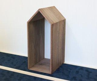 本の家 【Book House】ウォールナット Mサイズ