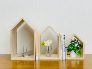 <img class='new_mark_img1' src='https://img.shop-pro.jp/img/new/icons12.gif' style='border:none;display:inline;margin:0px;padding:0px;width:auto;' />本の家【Book House Nest mini】※1月29日発送予定