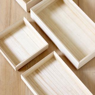 増田の桐箱 【 masuda no kiribako 】 rectanglle
