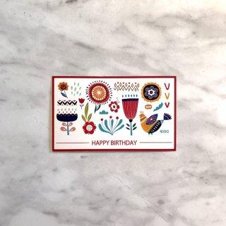 ギフト用カード