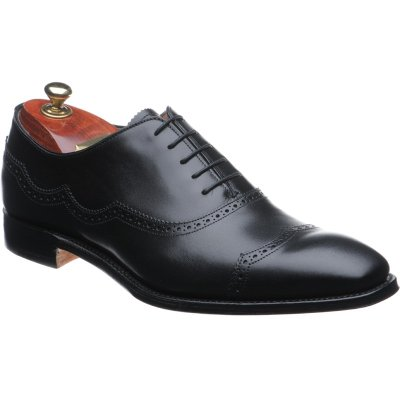 Cheaney Cardiff - Black Calf