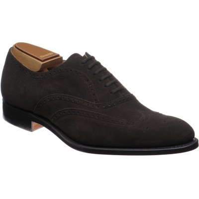 Church's New York - Brown Suede