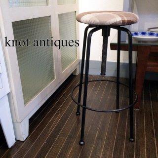 ノットアンティークス knot antiques コンベックス CONVEX スツール ファブリック アイアン c  ◎