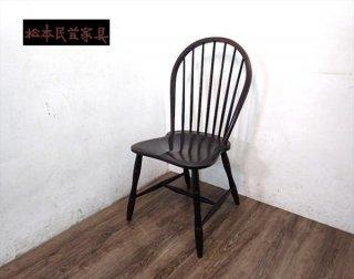 松本民芸家具 #72リーチ型チェア バーナードリーチ ミズメザクラ ♪