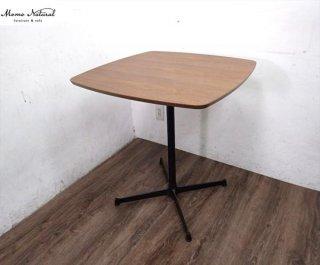 モモナチュラル MOMO natural カフェテーブル 木製天板 カフェスタイル ♪