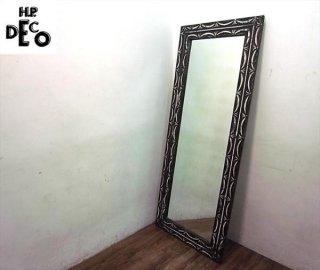 H.P.DECO 好奇心の小部屋 N.Y.ミラー 全身用 定価14万円 USA製  ●