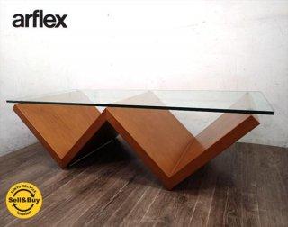 アルフレックス /  arflex  モンターニャ / MONTAGNA  リビング ローテーブル ●