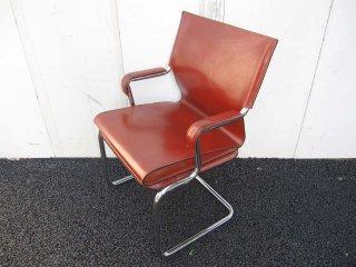 Cassina IXC. / カッシーナ・イクスシー取扱 ★ Italy Marcatre / マルカトレ ★ 『 Archizoom Chair / アルキズームチェア 』 ★ コードバン・ブラウン