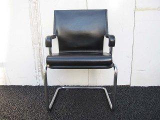 Cassina IXC. / カッシーナ・イクスシー取扱 ★ Italy Marcatre / マルカトレ ★ 『 Archizoom Chair / アルキズームチェア 』 ★ コードバン・ブラック