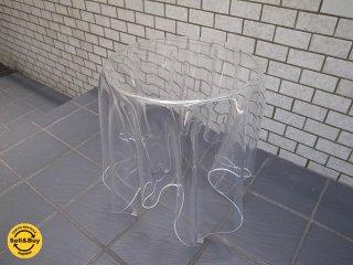 ESSEY社 エッセイ社 イリュージョン サイドテーブル John Brauer デザイン アクリル デンマーク  ■