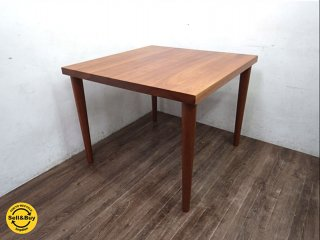 家具蔵 KAGURA  チェリー無垢材 ピュア ダイニングテーブル 2人掛 ●