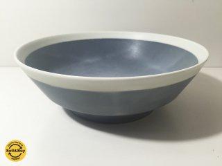 イイホシユミコ yumiko iihoshi porcelain ウィズ4 with4 17 hachi 鉢 グレー ◎