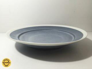 イイホシユミコ yumiko iihoshi porcelain ウィズ4 with4 24 plate プレート グレー ◎