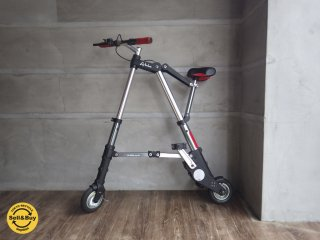 UK 英国 自転車 A-bike ZB01 軽量 コンパクト 折りたたみ自転車 ♪