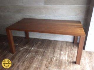 家具蔵 KAGURA /TABLE DAN テーブル ダン ダイニングテーブル ウォールナット材 展示品 ♪
