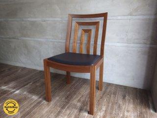 家具蔵 KAGURA / CHAIR DAN チェアー ダン ダイニングチェア 椅子 展示品 A ♪