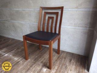 家具蔵 KAGURA / CHAIR DAN チェアー ダン ダイニングチェア 椅子 展示品 B ♪
