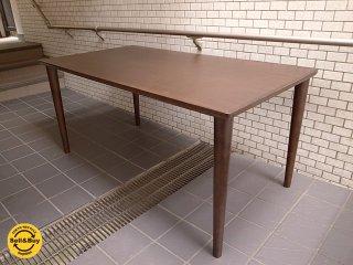 カリモク60+ karimoku ダイニングテーブル モカブラウン W150 ■