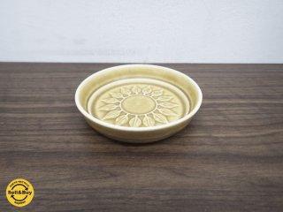 クロニーデン KRONJYDEN レリーフ 豆皿 イェンス クイストゴー A ●