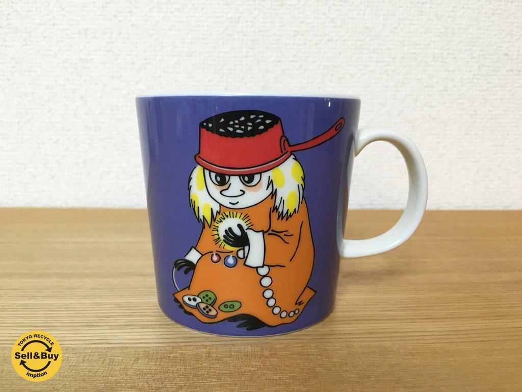 アラビア ARABIA ムーミン マグカップ