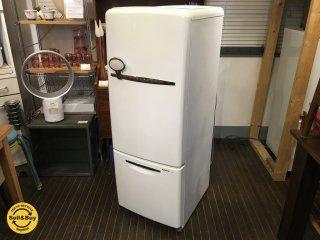 ナショナル National WiLL FRIDGE mini 冷蔵庫 2007年製 最終製造年モデル 廃盤 希少 ノスタルジックデザイン ◎