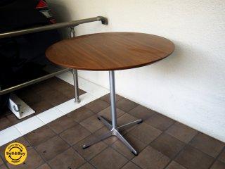 Mid-Century Style ミッドセンチュリースタイル カフェテーブル ラウンドテーブル ◇