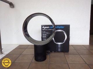 dyson ダイソン AM01 エアマルチプライアー 30cm テーブルファン ブラック  2013年製 箱付 ◇
