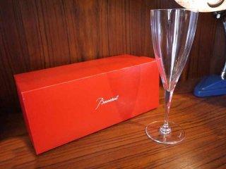 バカラ Baccarat ドンペリニヨン ゴブレット Dom Dom Perignon Goblet クリスタル グラス 箱付 A ◎