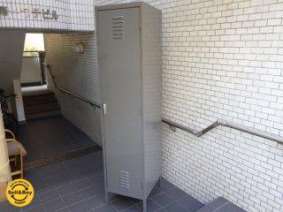 US Single Door Clothing Lockers アメリカ UNCOR社製 シングルドア スチール ロッカー ■