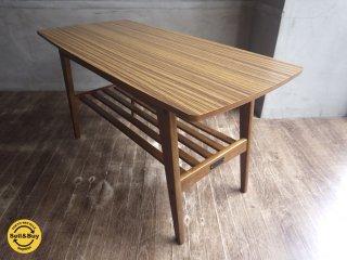 カリモク60 リビングテーブル コーヒーテーブル 幅90cm ♪