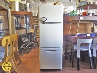 ナショナル National WiLL FRIDGE mini 冷蔵庫 2003年製 162L ホワイト ノスタルジックデザイン ◇