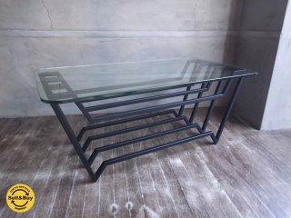 ウニコ unico / VAC ガラス リビング テーブル Sサイズ ♪