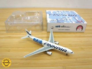 "marimekko x FINNAIR / マリメッコ x フィンエアー ""METSANVAKI メトサンヴァキ"" エアバス A330-300 1/400 箱付 ●"