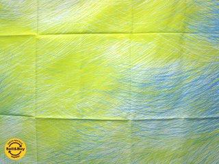 """marimekko / マリメッコ """"LEPO"""" ビンテージファブリック/生地 石本藤雄 137x122cm ●"""