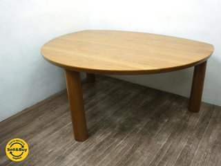 HYO Design アクメ ACME デザイン オーク無垢材 ダイニングテーブル ●