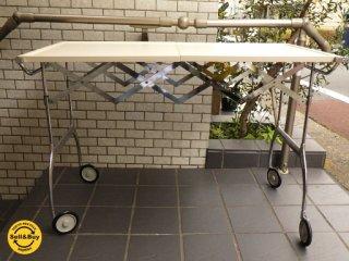 カルテル バティスタ ワゴン型サイドテーブル Kartell イタリア アントニオ チッテリオ■