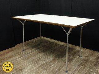 柳宗理デザイン 幻のプロダクト復刻 コトブキ60 『 センターテーブル 』 メラミン天板×スチールレッグ ★