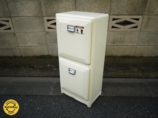 DULTON / ダルトン社 分別2段ゴミ箱  トラッシュカン  『DOUBLE DECKER / ダブルデッカー』 アイボリー ◎