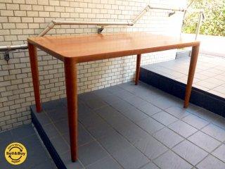 家具蔵 KAGURA エミネント ダイニングテーブル チェリー無垢材  ■
