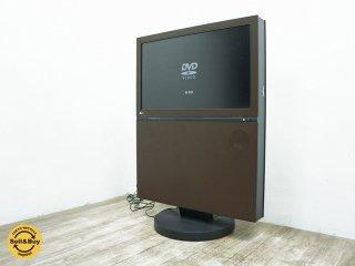 EIZO(ナナオ) Foris-TV  フォリス SC32XD2 32型液晶テレビ ダークブラウン 川崎和男デザイン ◇