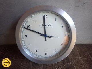 英国製 TERENCE CONRAN / テレンス・コンラン ( ザ コンランショップオリジナルアイテム) / ウォールクロック 壁掛け時計 ♪